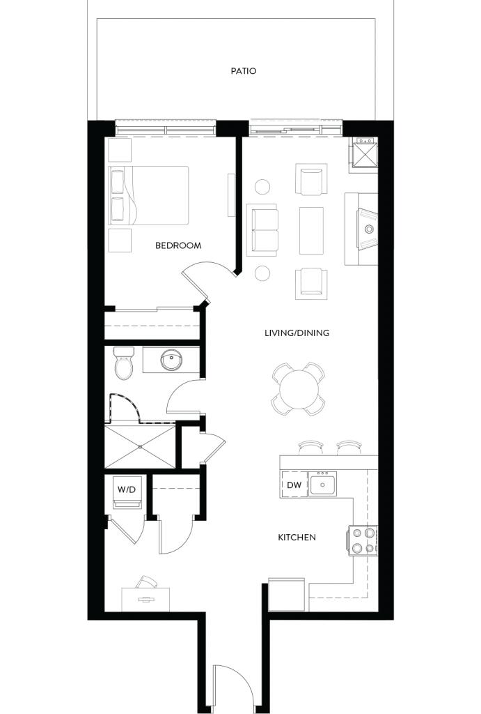 Copeland House The Glade Floorplan Image