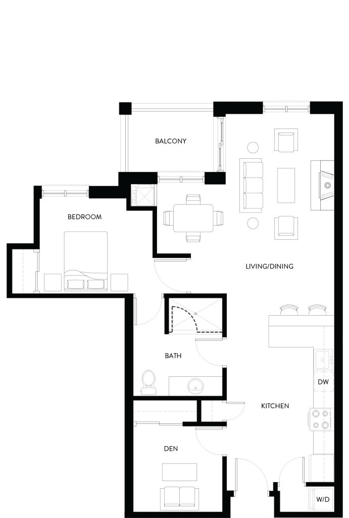 Copeland House Valley Lodge Floorplan Image