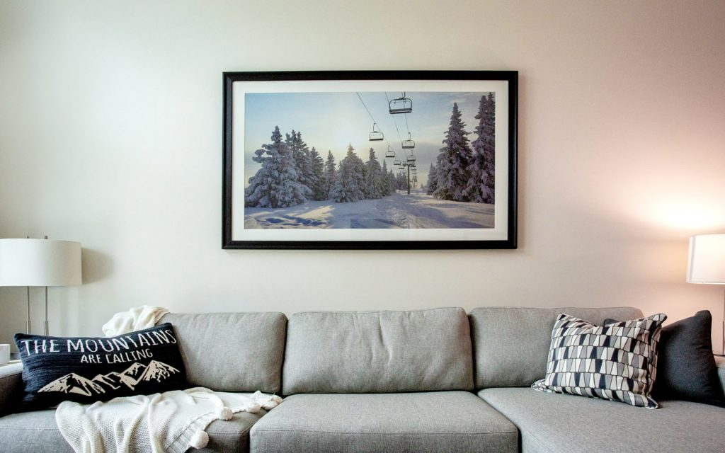 Slopeside Condos Interior Image