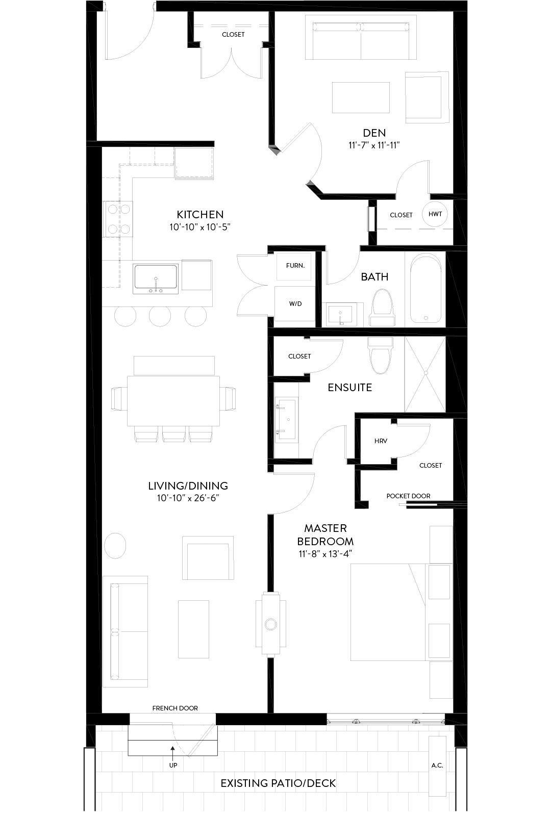 Slopeside Birchgrove Floorplans Image