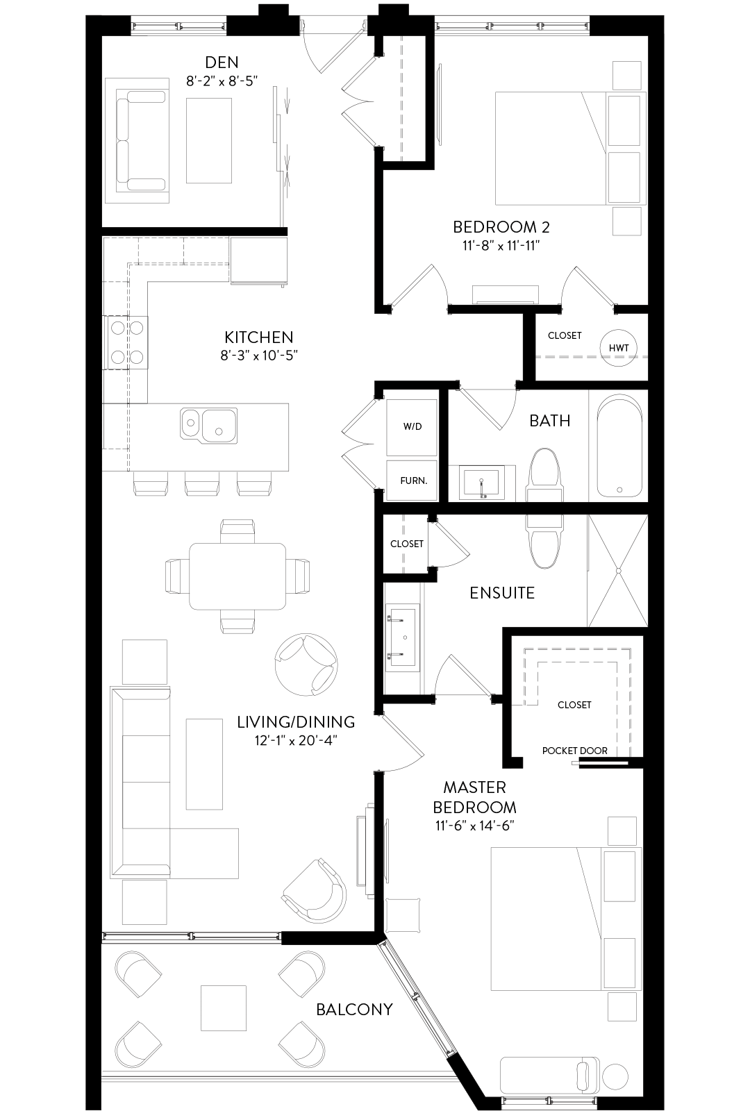 Slopeside Ellesmere Floorplans Image